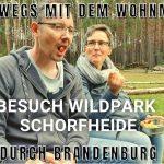 YouTube Video: [#15] UMIWO durch Brandenburg: Besuch Wildpark Schorfheide
