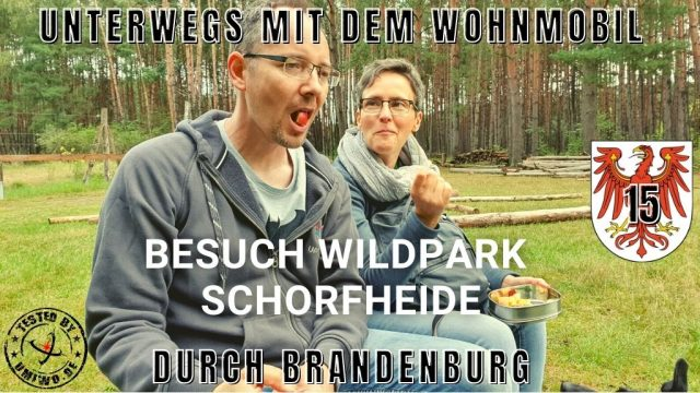 YouTube Video: [#15] UMIWO durch Brandenburg: Besuch Wildpark Schorfheide