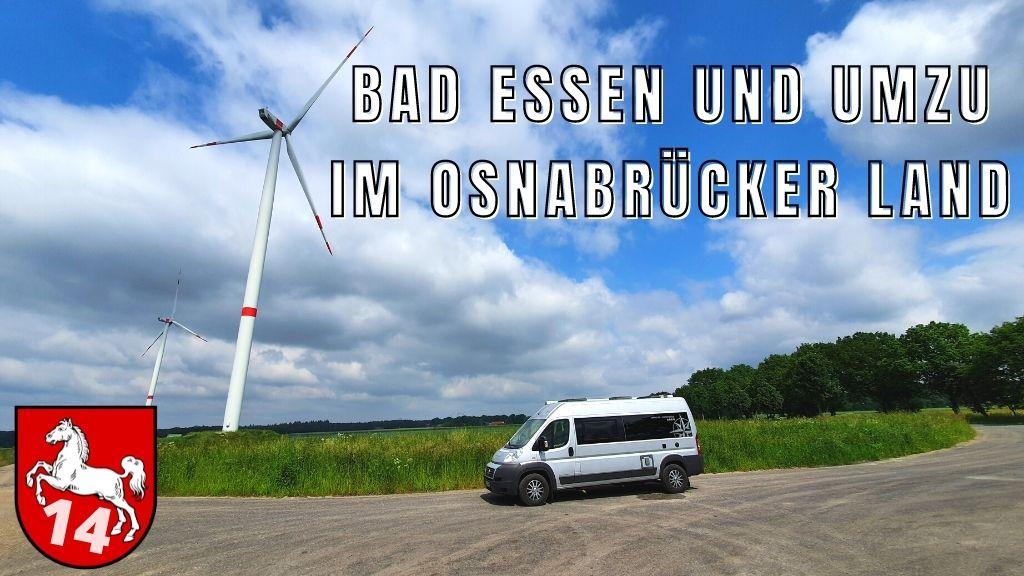 UMIWO durch Niedersachsen [#14] Bad Essen und umzu im Osnabrücker Land
