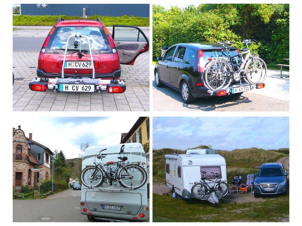 Busbiker Fahrradträger
